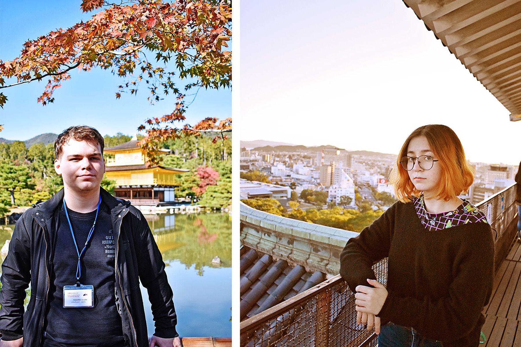 Студенты ВГУЭС Ульяна Черепанова и Руслан Пивоваров: стажировка в Японии по стипендиальной программе – новые знания и интересные знакомства