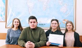 Работа по всему миру: студенты ВГУЭС получили сертификаты от Института ООН