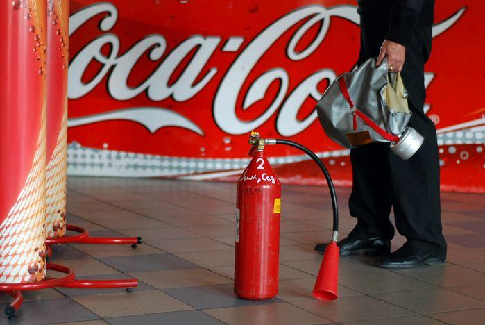 Во ВГУЭС успешно прошла учебная пожарная тревога
