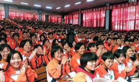 The VSUES delegation has opened «Student Base» in ten schools in Shandong Province, China