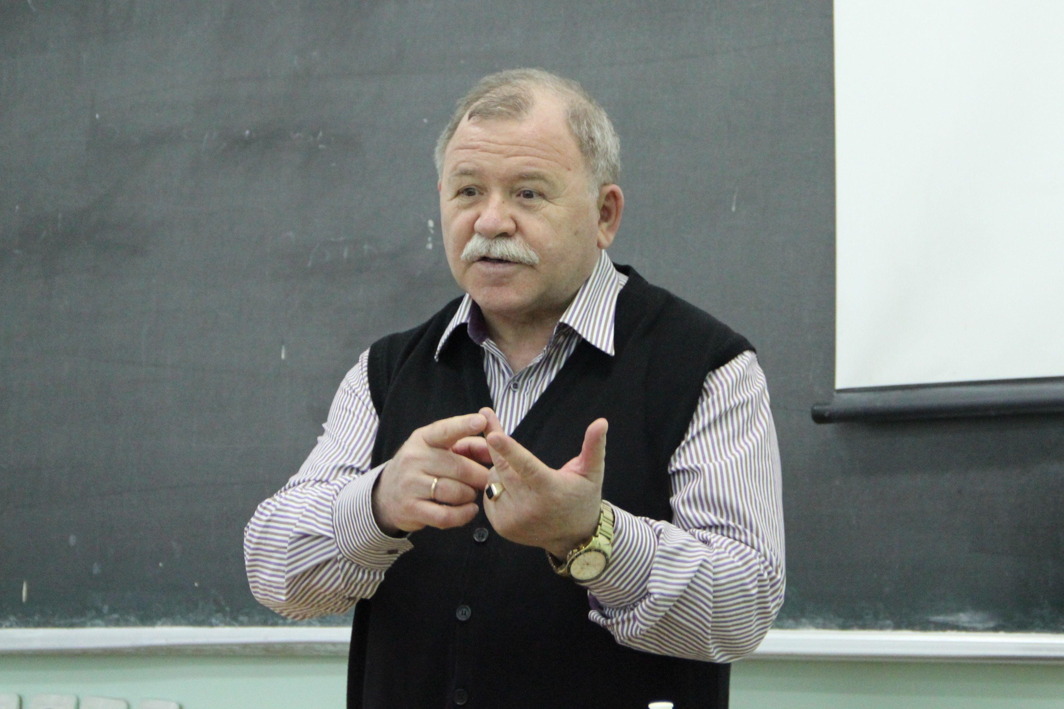 «Профессорский час» во ВГУЭС