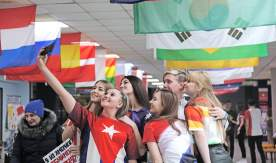 Diplomat, translator, press attaché: international relations is one of the most popular majors at VSUES