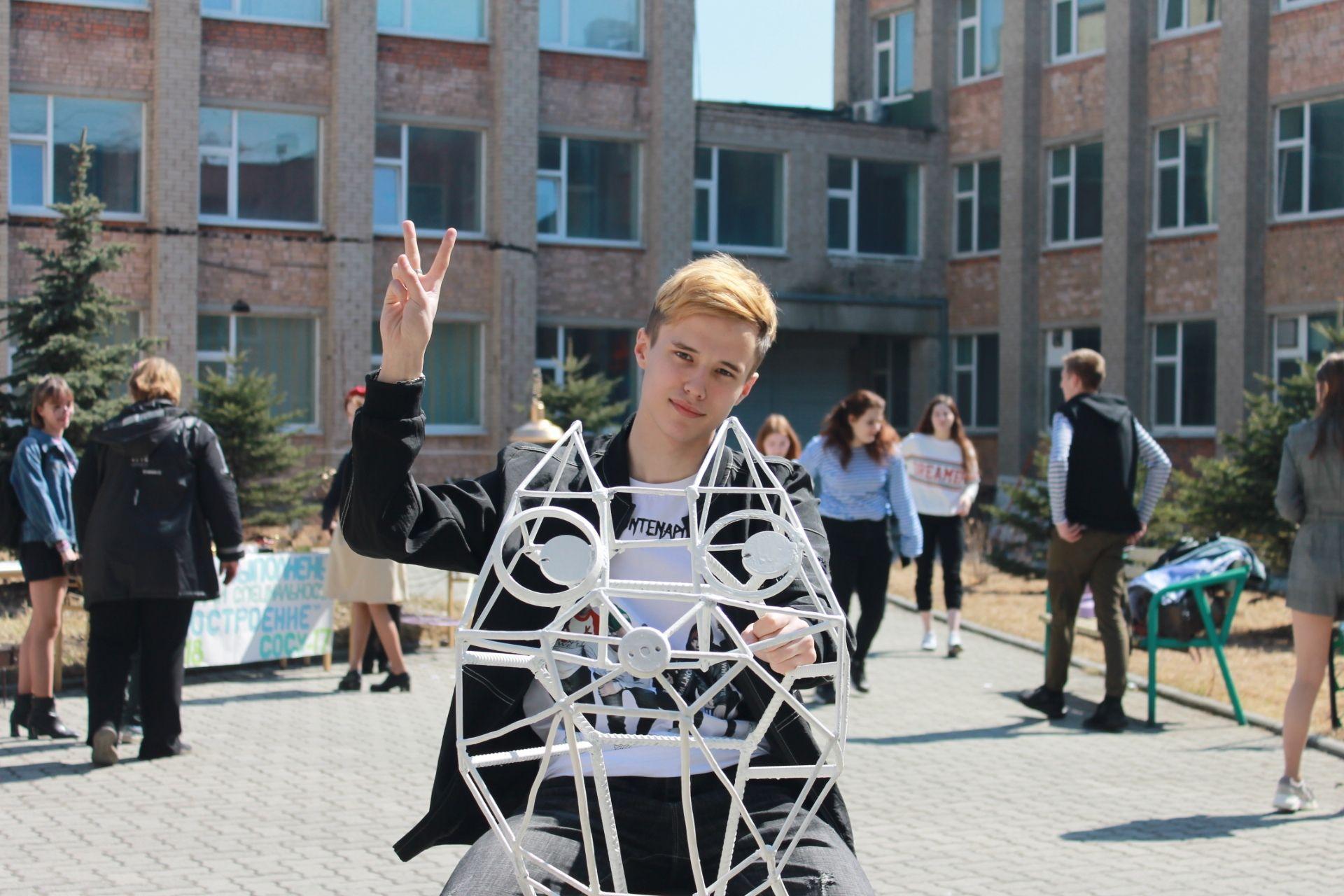 День открытых дверей: Колледж сервиса и дизайна ВГУЭС организовал путешествие в профессию