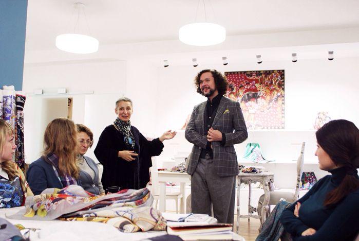 Очередной итог Недели моды: студенты-дизайнеры ВГУЭС проходят стажировку в инновационном проекте Fashion Factory в г. Москве