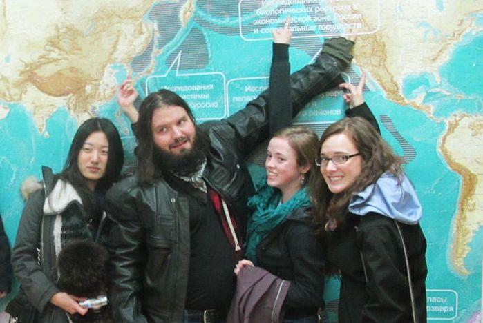 ТИНРО-Центр открыл свои двери иностранным студентам ВГУЭС