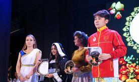 International interuniversity festival of foreign students