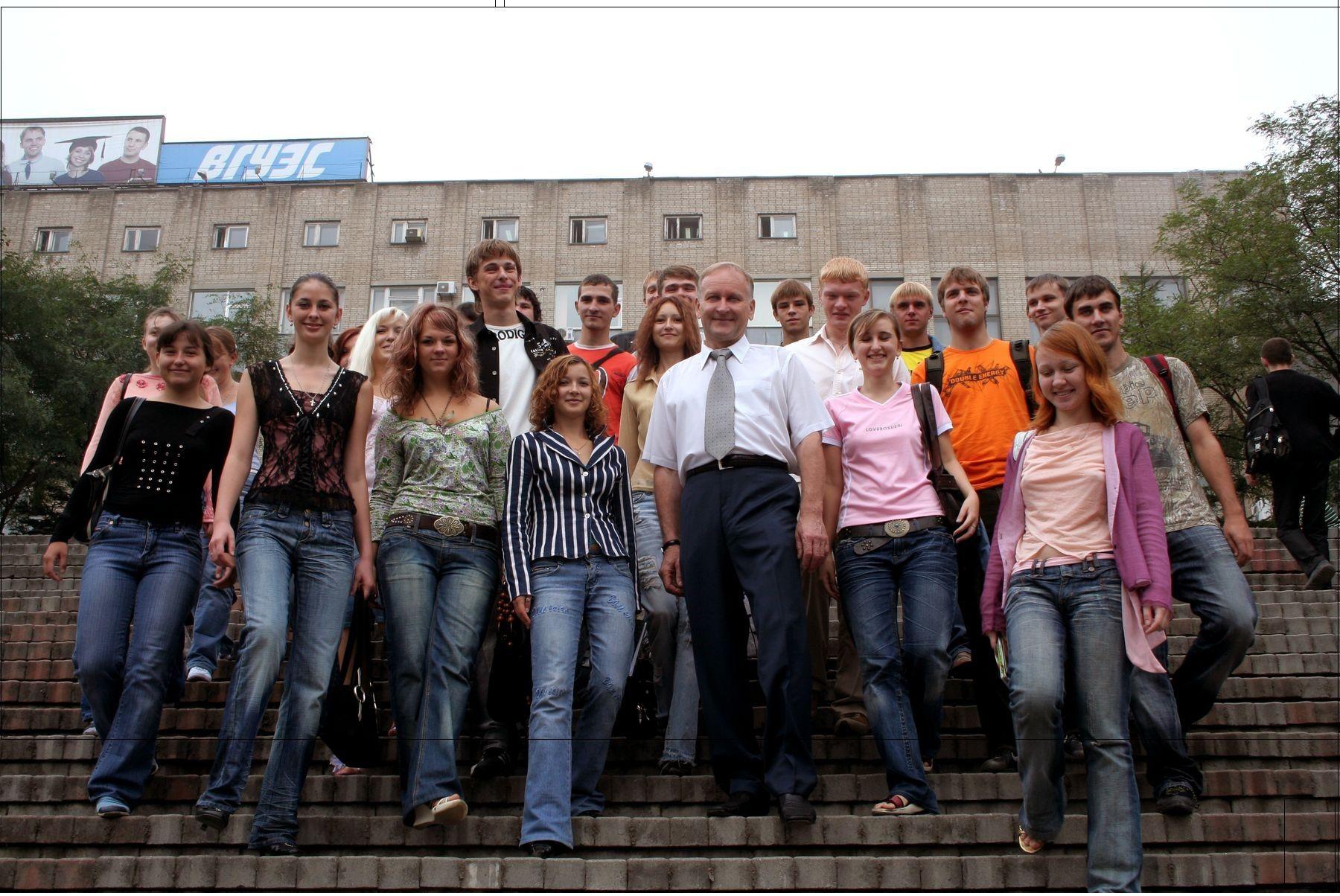 Президент ВГУЭС Геннадий Лазарев: «Чтобы добиться успеха, нужно одно - работать!»