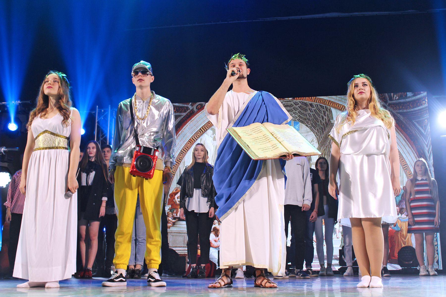 Посвящение первокурсников в студенты ВГУЭС — 2019!
