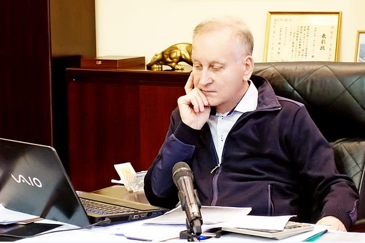 Президент ВГУЭС Геннадий Лазарев: Ситуация с коронавирусом — это самое большое потрясение для нашей страны