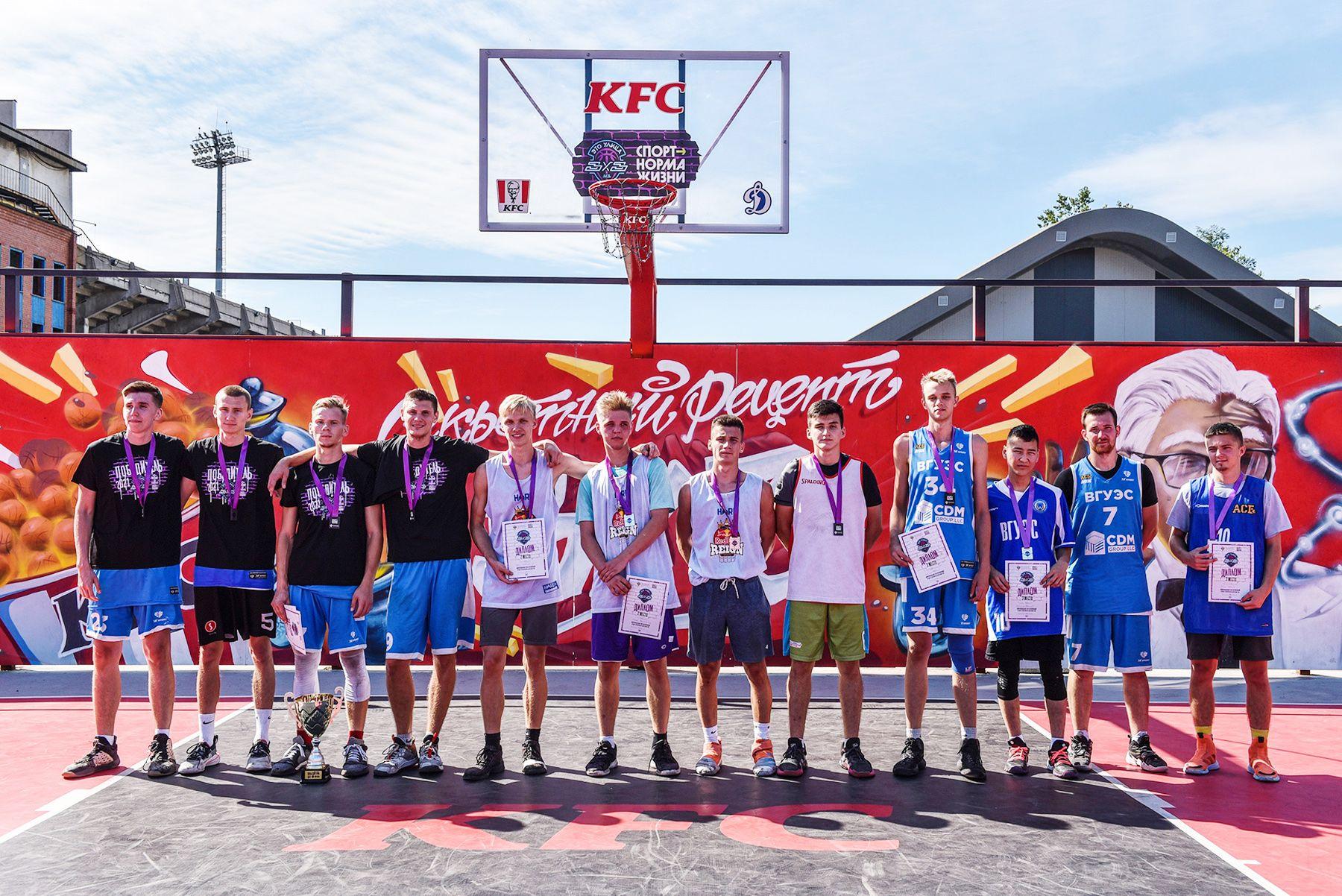 Команда ВГУЭС выиграла турнир АСБ 3Х3 во Владивостоке, суперфинал пройдет в Москве
