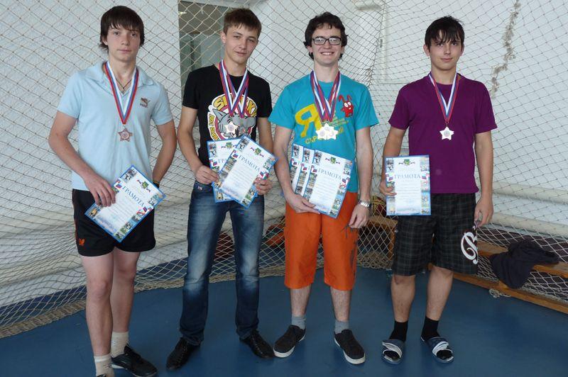 Ученики ШИОД вошли в тройку призеров соревнований по легкой атлетике