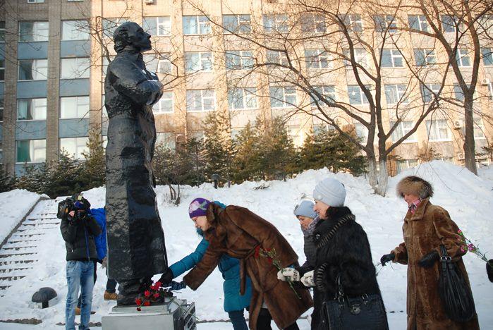 Во ВГУЭС провели Мандельштамовские чтения в день рождения поэта