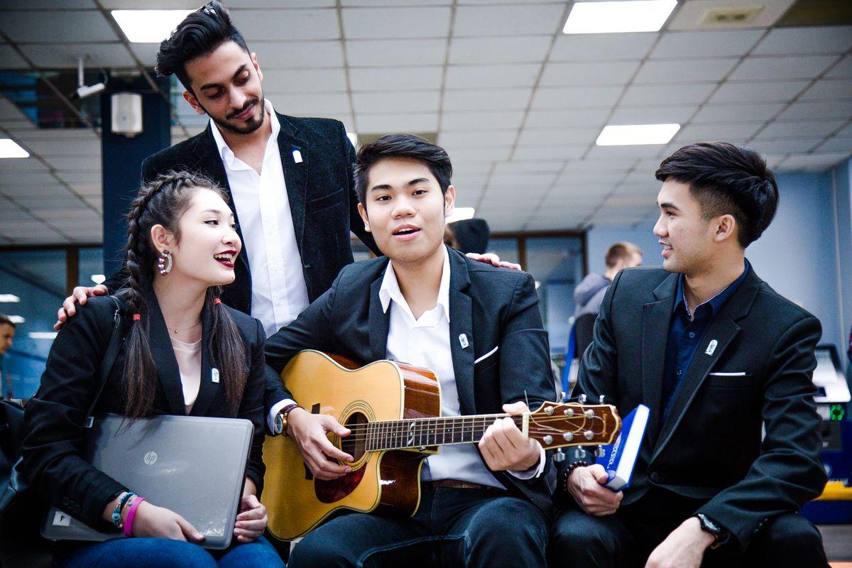 Почему любят ВГУЭС иностранные студенты