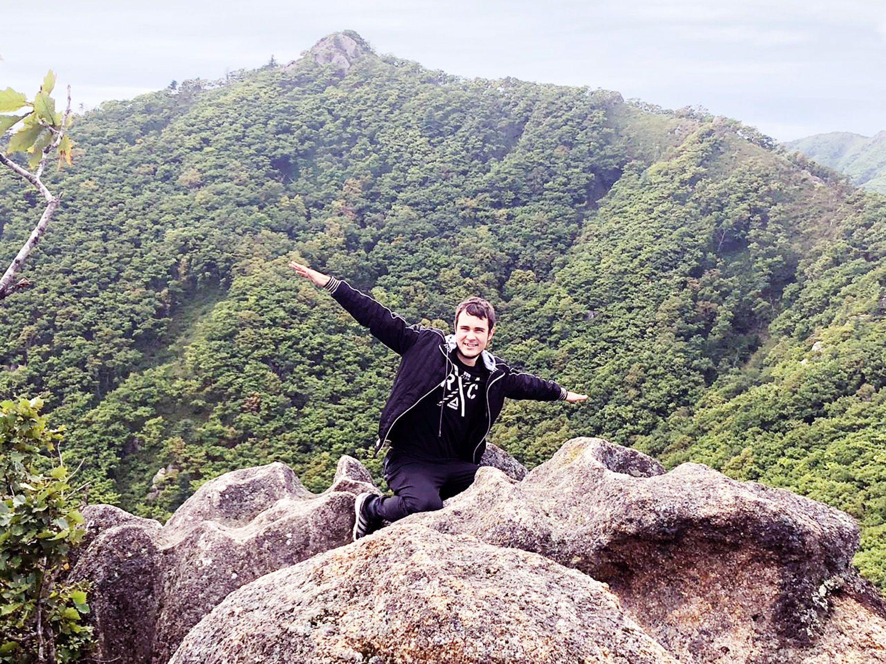 Походы выходного дня: ВГУЭС покоряет горы