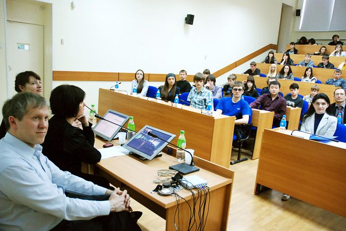 На семинаре во ВГУЭС студенты узнали, как использовать полиграф в оценке персонала и можно ли его обмануть