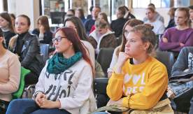 Карьера в сфере ритейла: студенты ВГУЭС знакомятся с работодателем на проекте «День компании»