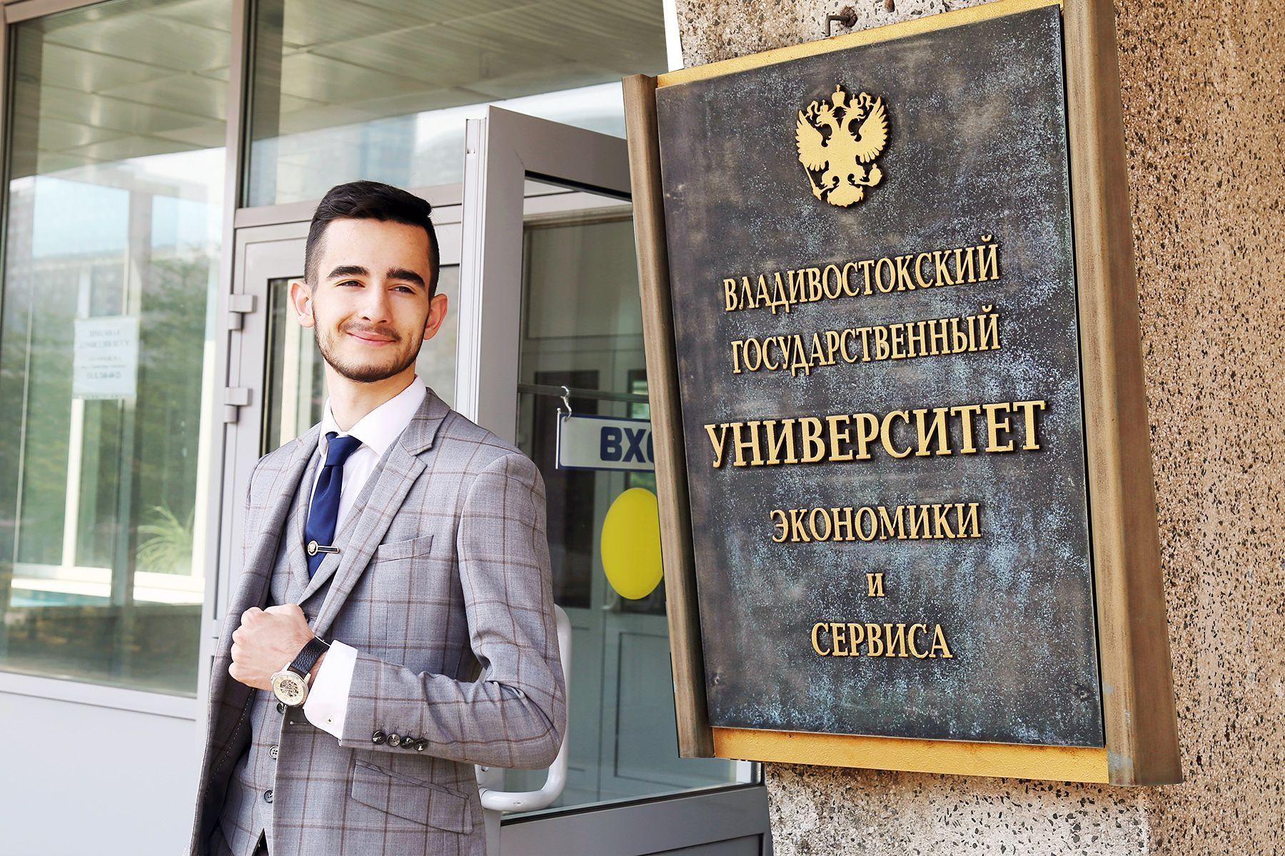 Президент Центра развития молодежного предпринимательства ВГУЭС Алексей Косенко — о способах поддержки начинающих бизнесменов