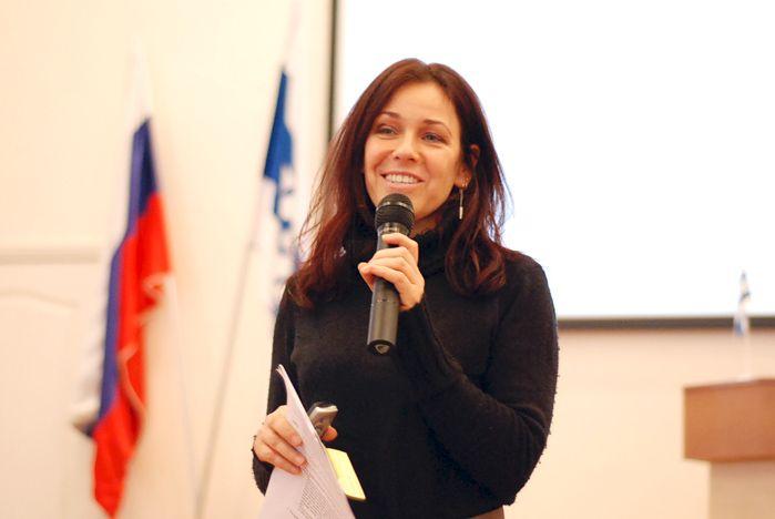 Julietta Schoenmann: «Motivation is a key factor to success»