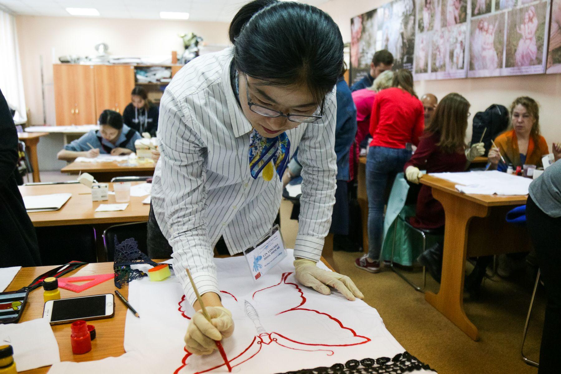 Профессоры из Китая, Японии и Греции придумали собственный принт во ВГУЭС