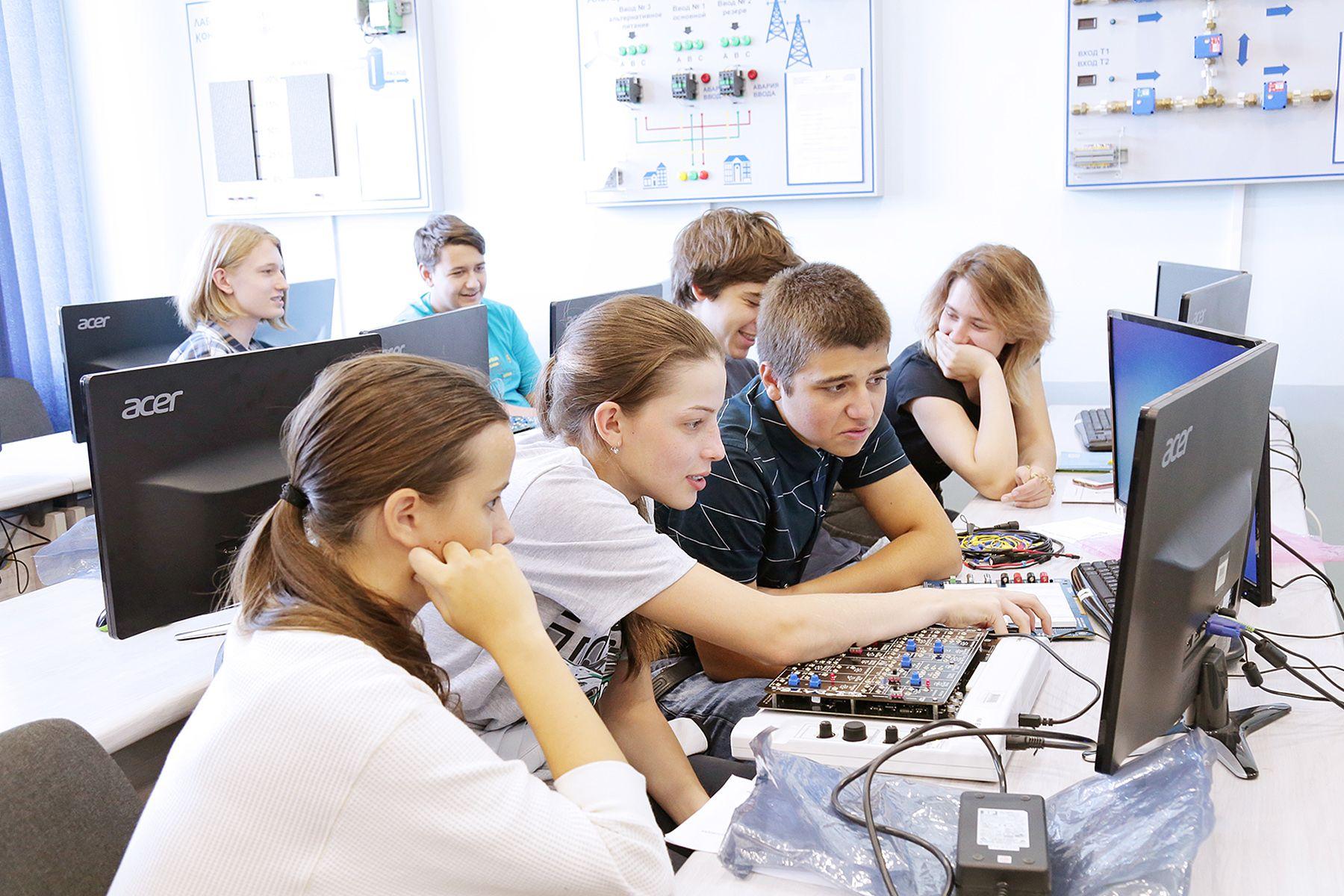 ВГУЭС - старшеклассникам: попробуй себя в востребованных профессиях