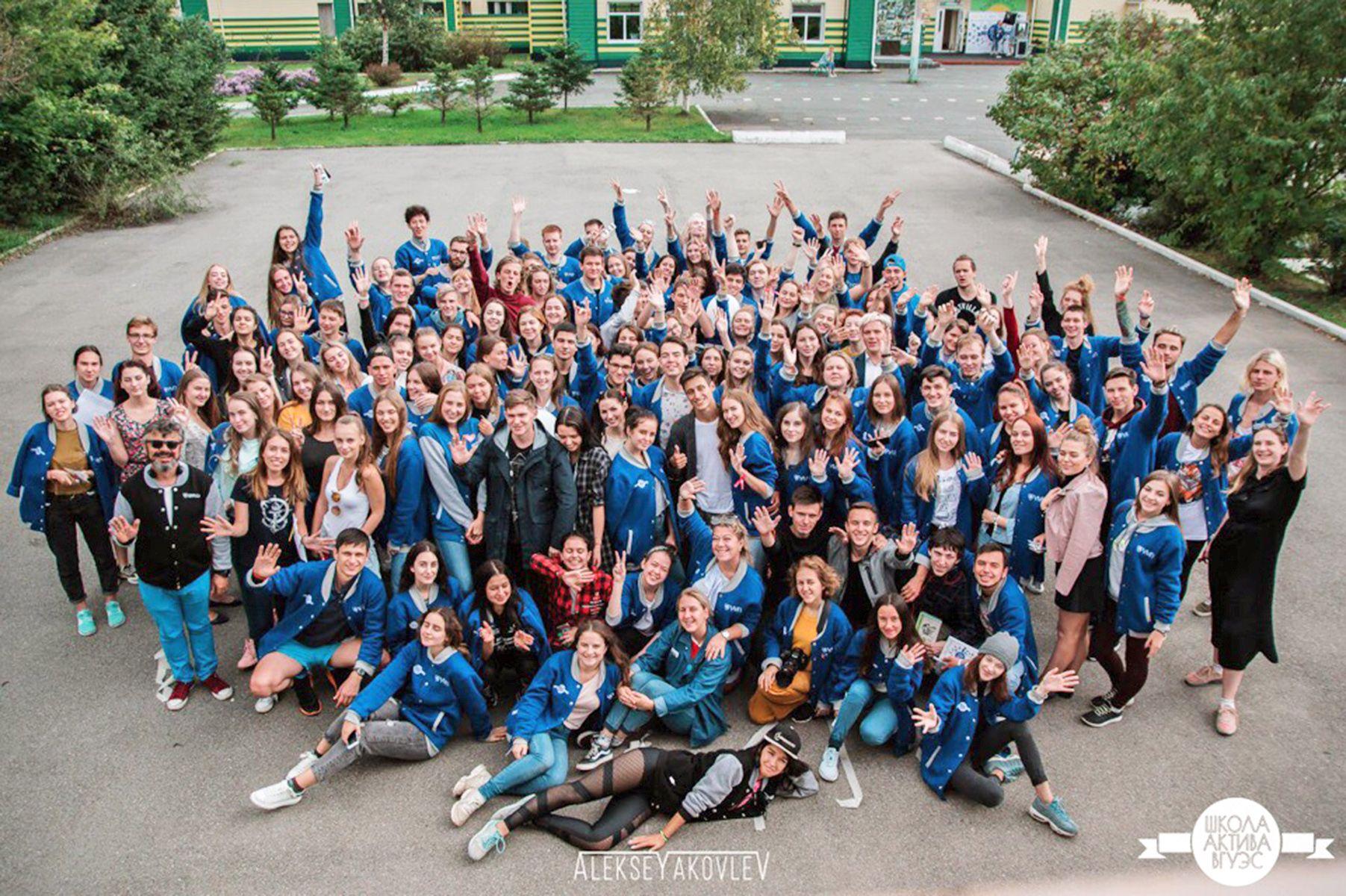 Внимание! Объявлен конкурс по финансированию проектов в сфере молодежной политики ВГУЭС