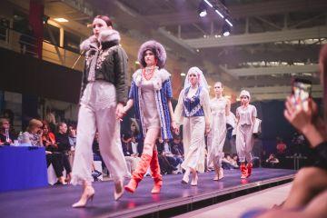 Неделя моды University Pacific Style Week 2019