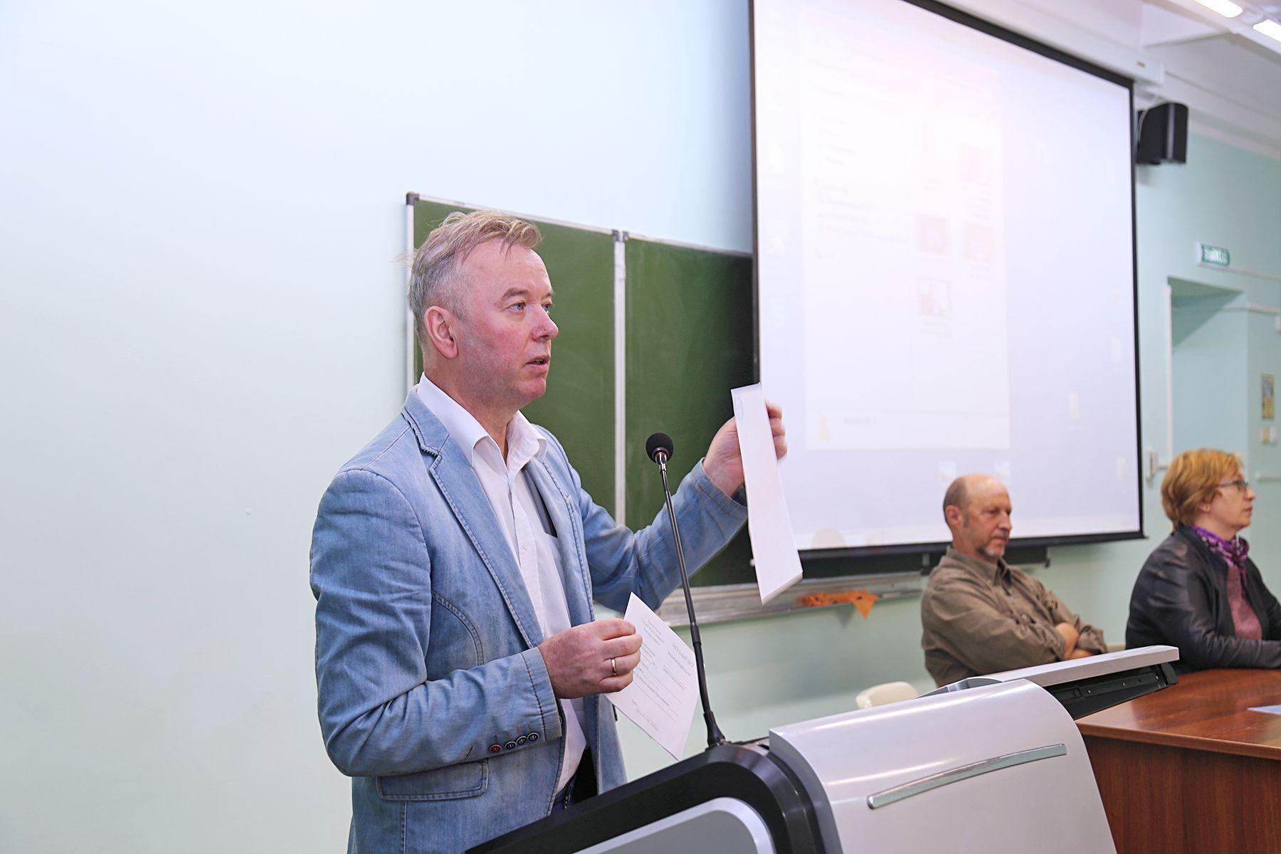 Директор Высшей школы телевидения ВГУЭС Сергей Булах – об особенностях поступления, этапах творческого конкурса и количестве бюджетных мест