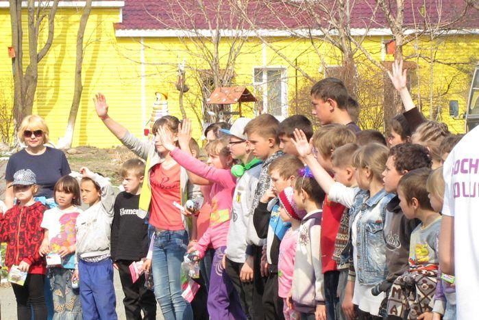 Волонтеры ВГУЭС: настроим «Парус» в правильном направлении!