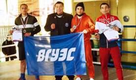 Студенты ВГУЭС стали призерами чемпионата Приморского края по боксу, следующий этап – чемпионат ДФО