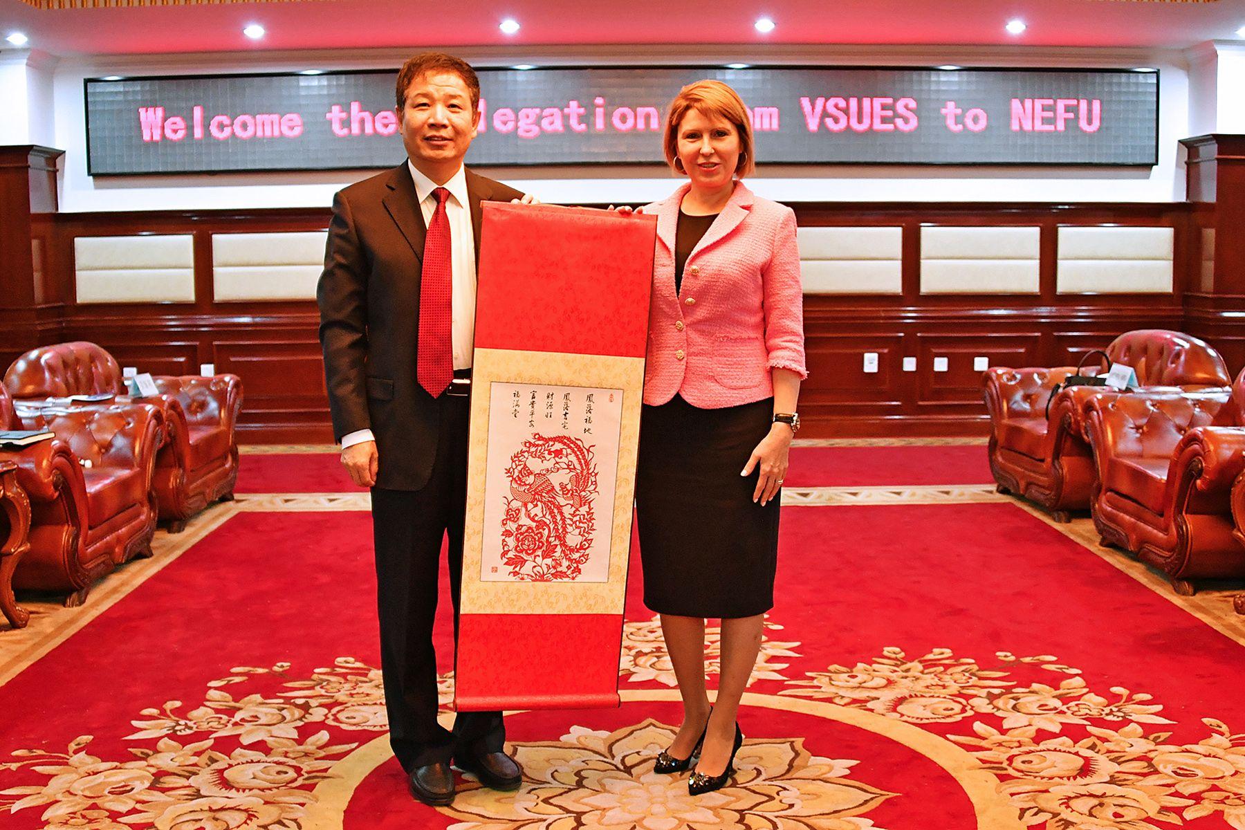 Ученые ВГУЭС и СВУЛХ (КНР) обсудили вопросы регионального сотрудничества на Китайско-российской международной научной конференции