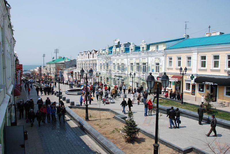 Владивосток вошел в ТОП 10 городов, куда хотят поехать туристы