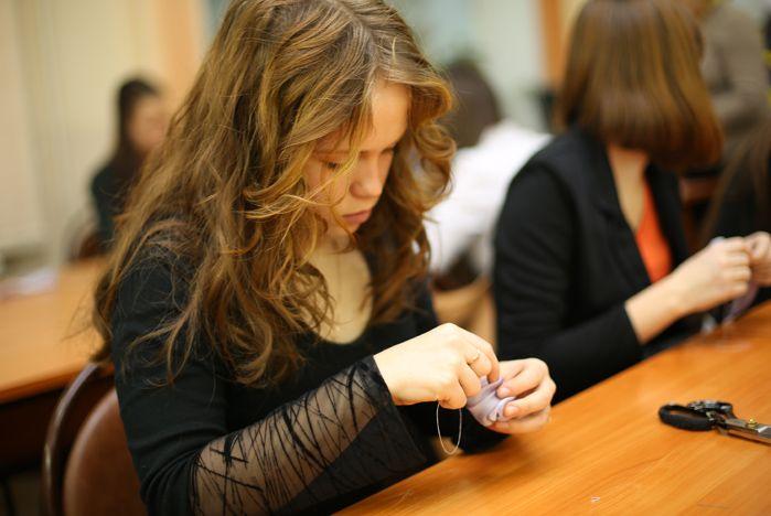 Во ВГУЭС прошел региональный этап Всероссийской олимпиады школьников по технологии