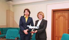VSUES and Korean Air have signed a cooperation agreement