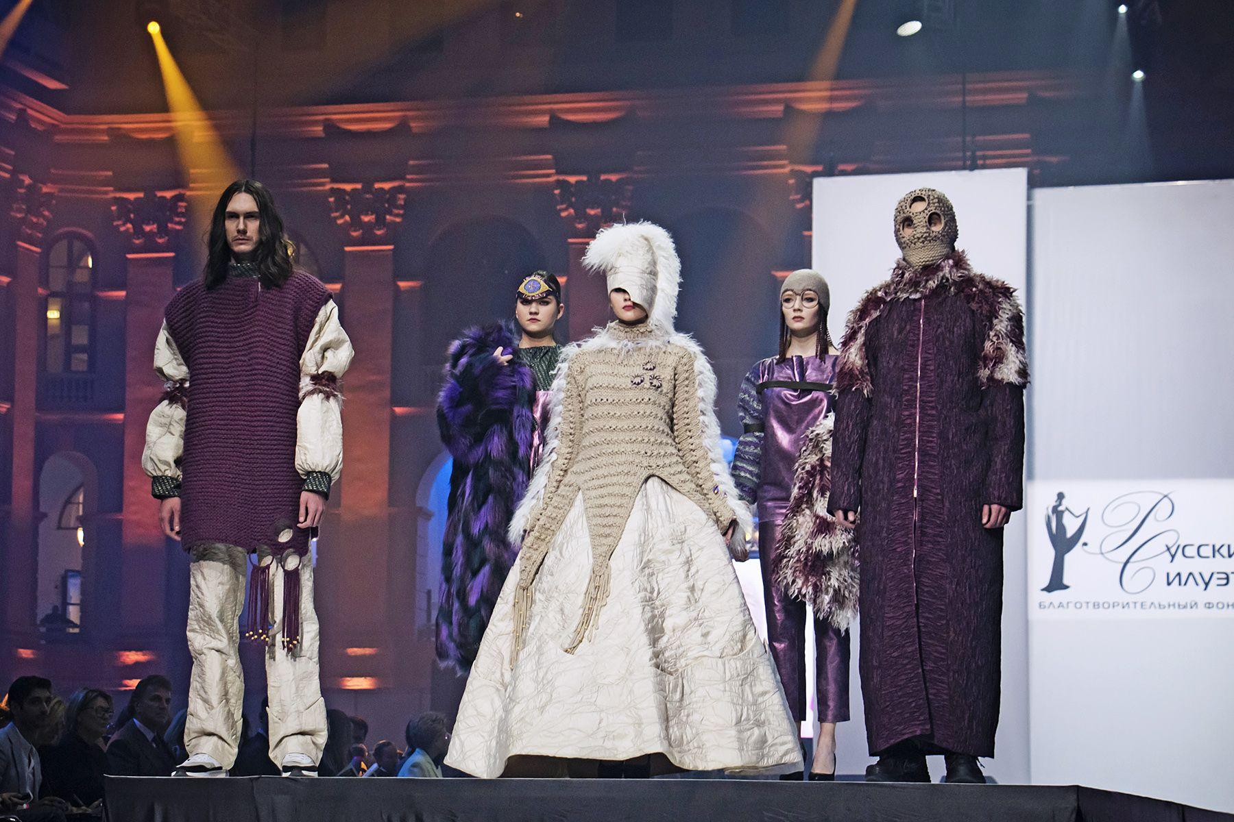 Международный конкурс молодых дизайнеров «Русский силуэт»: студенты ВГУЭС в финале и с наградами