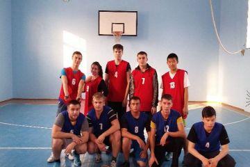 В филиале прошли соревнования открытого первенства по баскетболу
