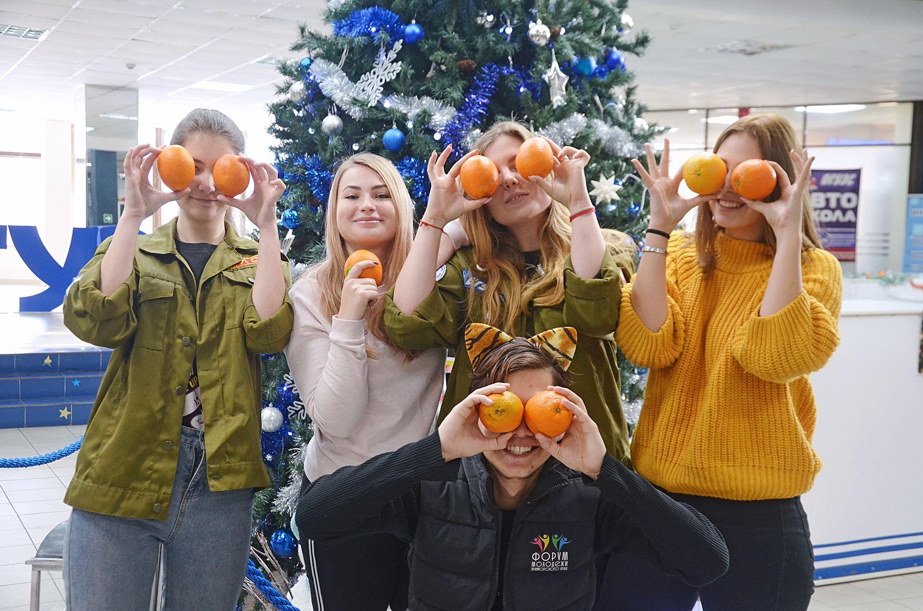 Студенты ВГУЭС о благотворительной акции: «Мы смогли подарить детям радость»