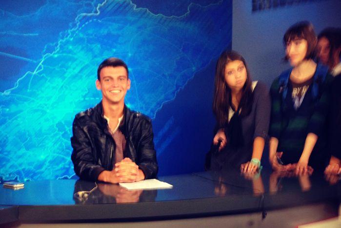 Студенты Высшей школы телевидения ВГУЭС посетили телекомпанию ГТРК «Владивосток»