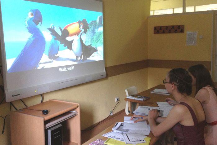 Летняя школа ВГУЭС – погружение в языковую среду