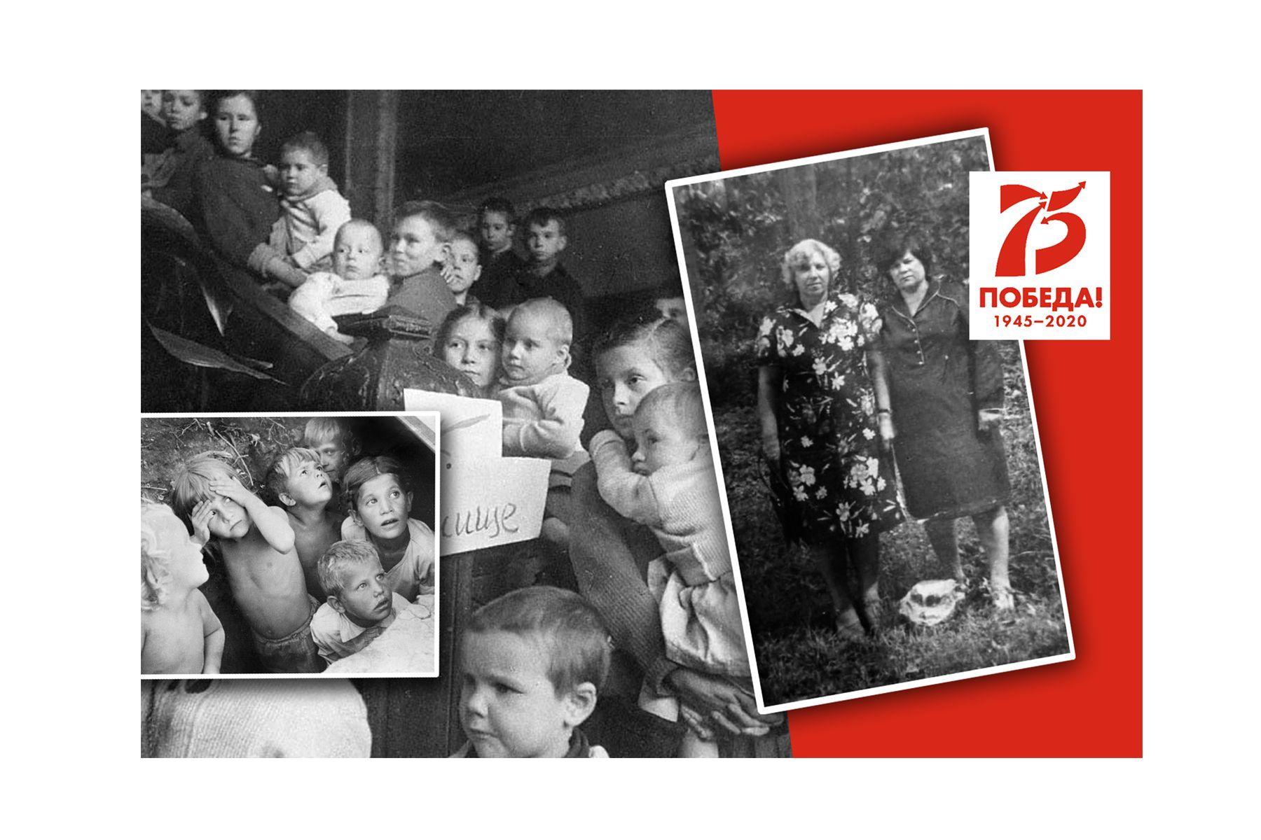 75 лет Победы: Зубкова Валентина Ивановна